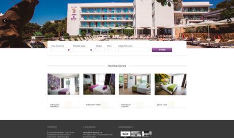 Hotel Jardín de Bellver